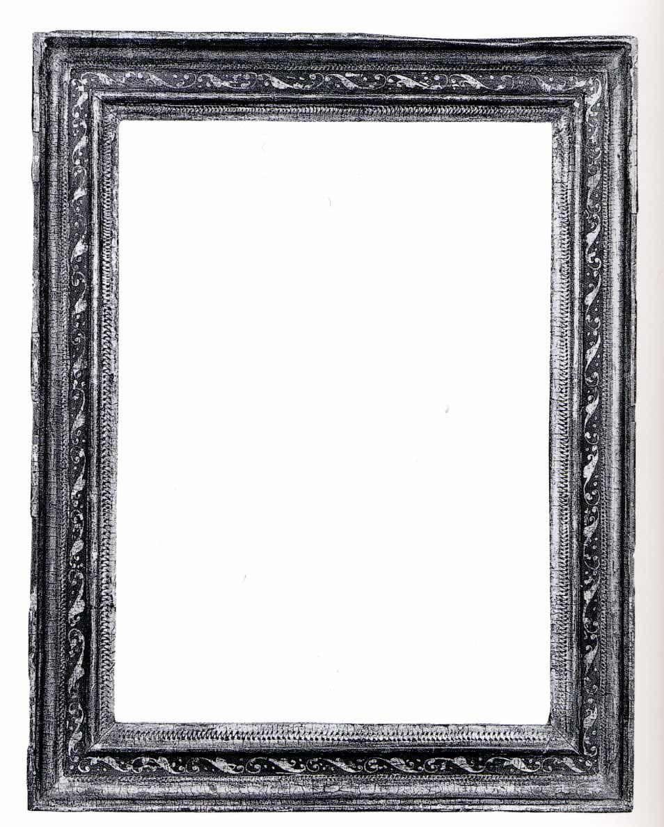 Cassetta frame | Spanish | The Met | Bilderrahmen Picture frame ...