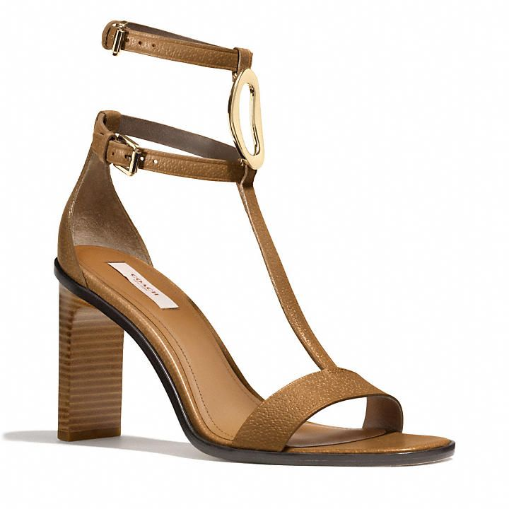 Coach :: International :: MARLOW HEEL