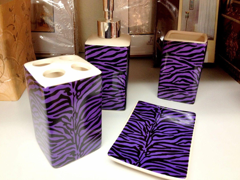 Purple Bathroom Ceramic Makerlandorg The Royal Sets