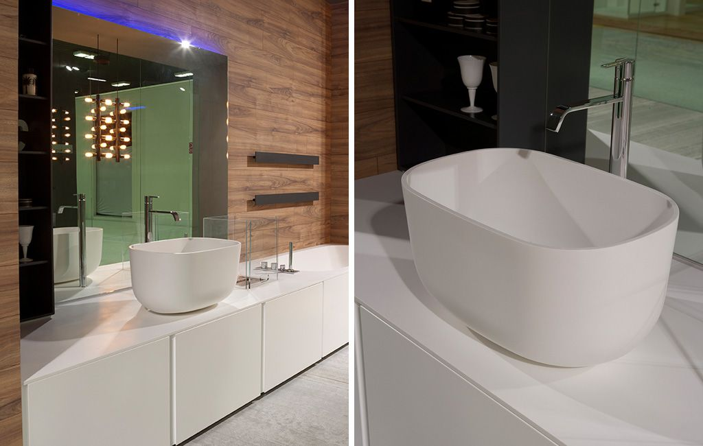 Lavabi covo antonio lupi arredamento e accessori da bagno wc arredamento corian ceramica - Produzione accessori bagno ...