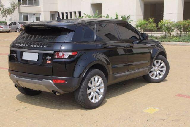 Land Rover Range Rover Evoque Pure Si4 2014 Carros