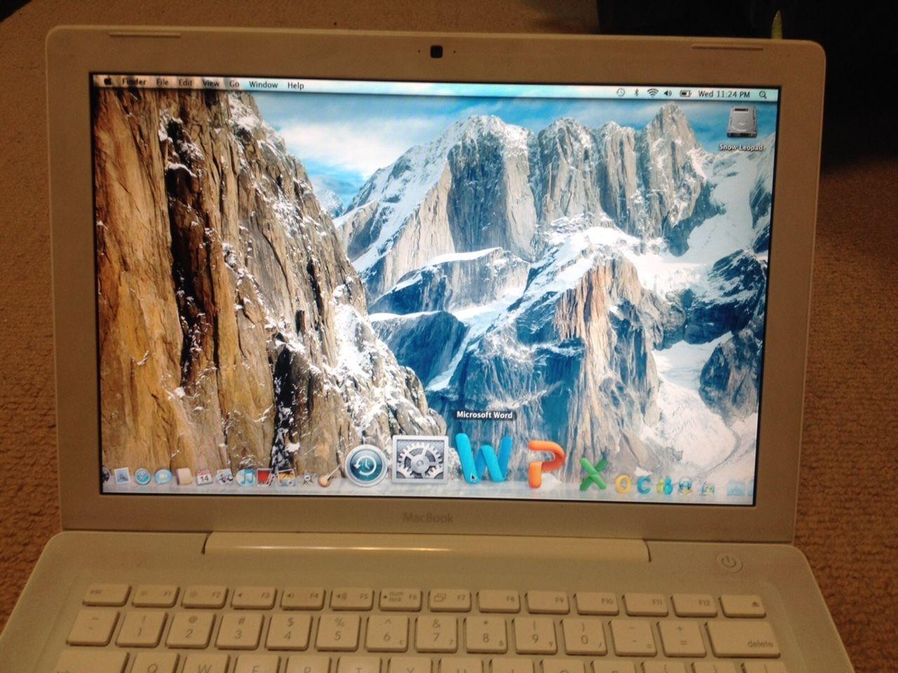 Le Macbook Intel Microsoft Office 2017 Pro Dualcore Mac X Webcam Laptop