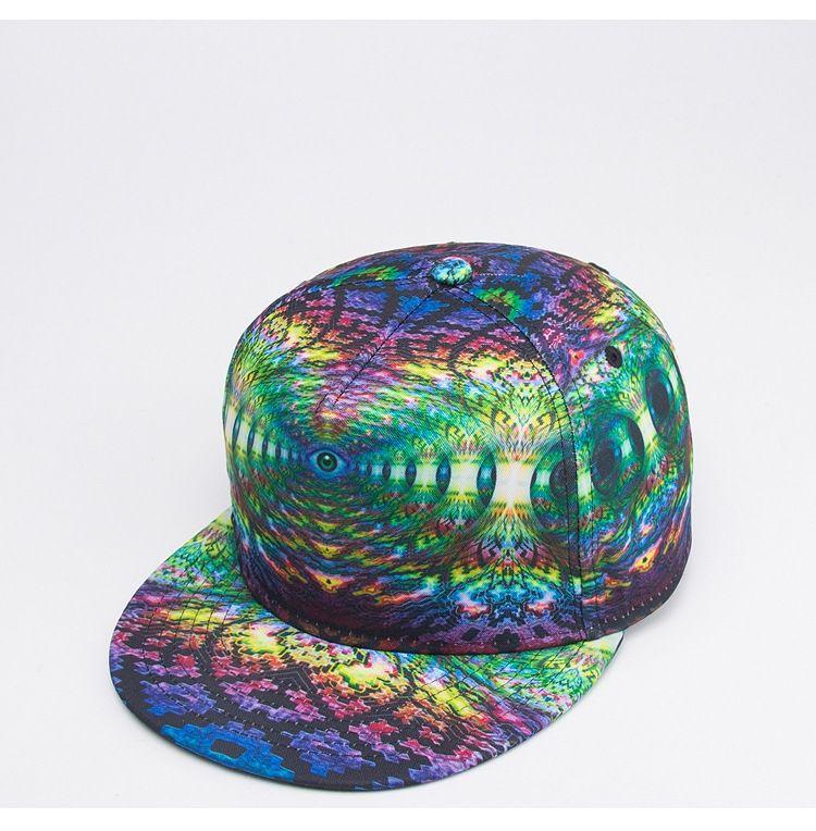 NEW Mens Top Hat Snapback Gorras Hat Bon Flat Brimmed Baseball Cap Fashion  3D Adjustable Hater d30ccee9f16