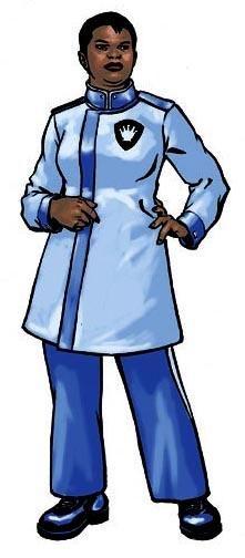 Amanda Waller - DC Comics
