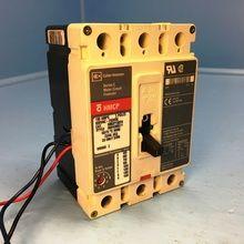 Ch Cutler Hammer Hmcp150t4 150a Circuit Breaker W Aux Hmcp Westinghouse 150 Amp Em1839 1 Breaker Panel Circuit Breakers