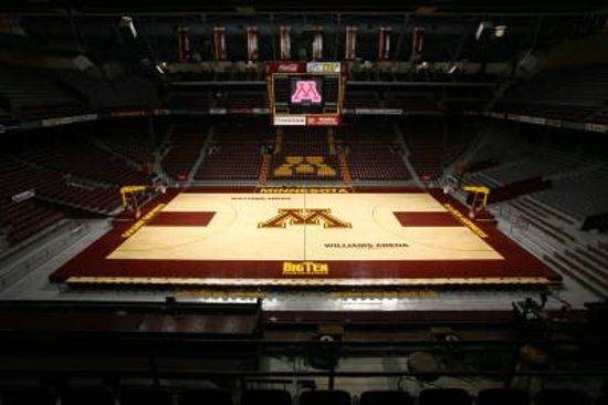 Williams Arena Minnesota Gophers Gopher Sports Sports