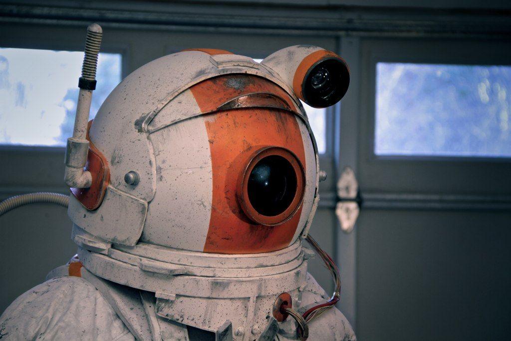 astronaut futuristic design - photo #31