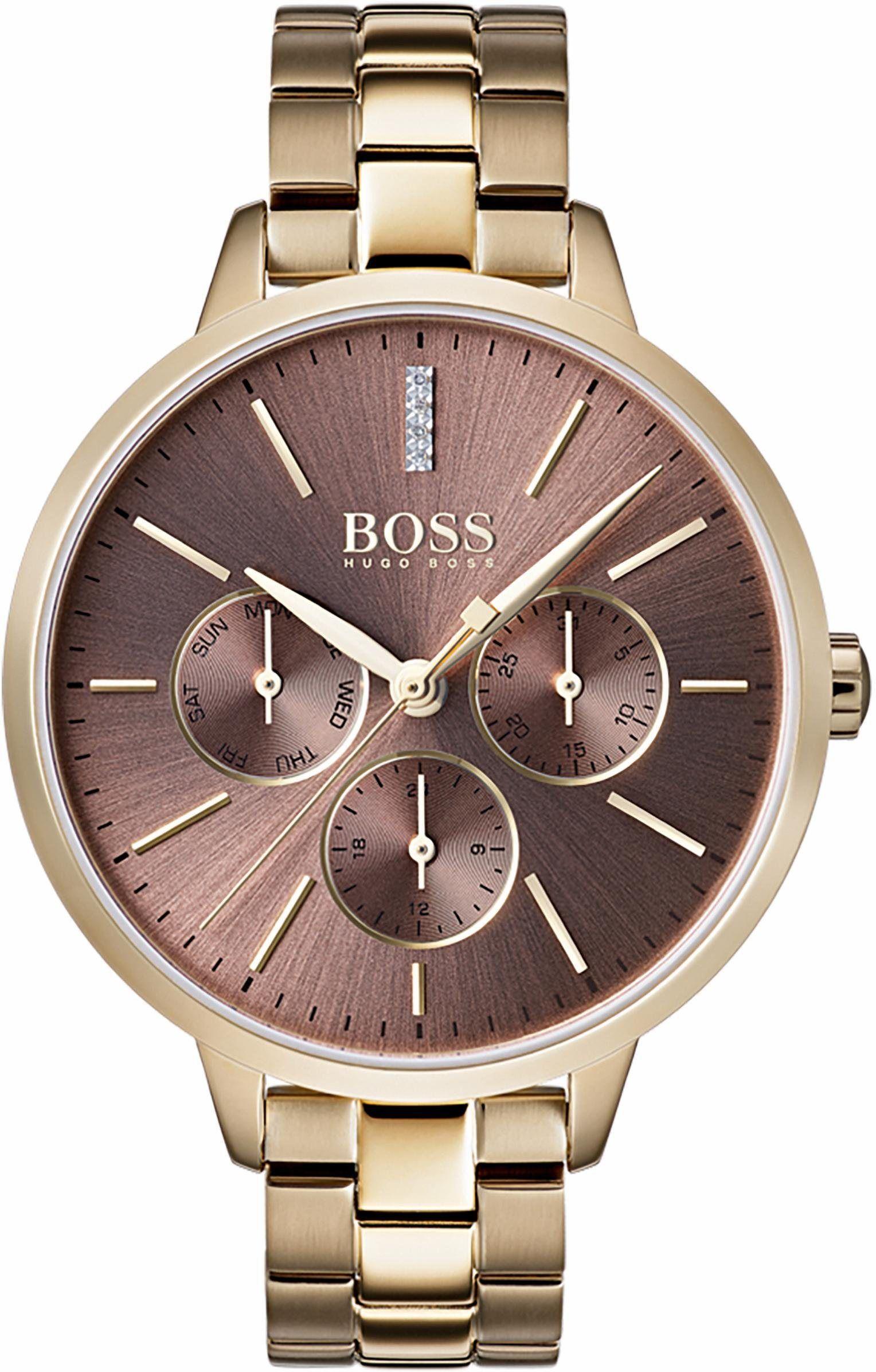 Boss Multifunktionsuhr Symphony 1502422 Jetzt Bestellen Unter Https Mode Ladendirekt De Herren Uhren Multifunktionsuhre Relojes Hugo Boss Hugo Boss Reloj