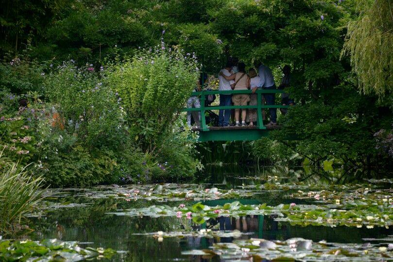 Le Pont #Japonais #Monet