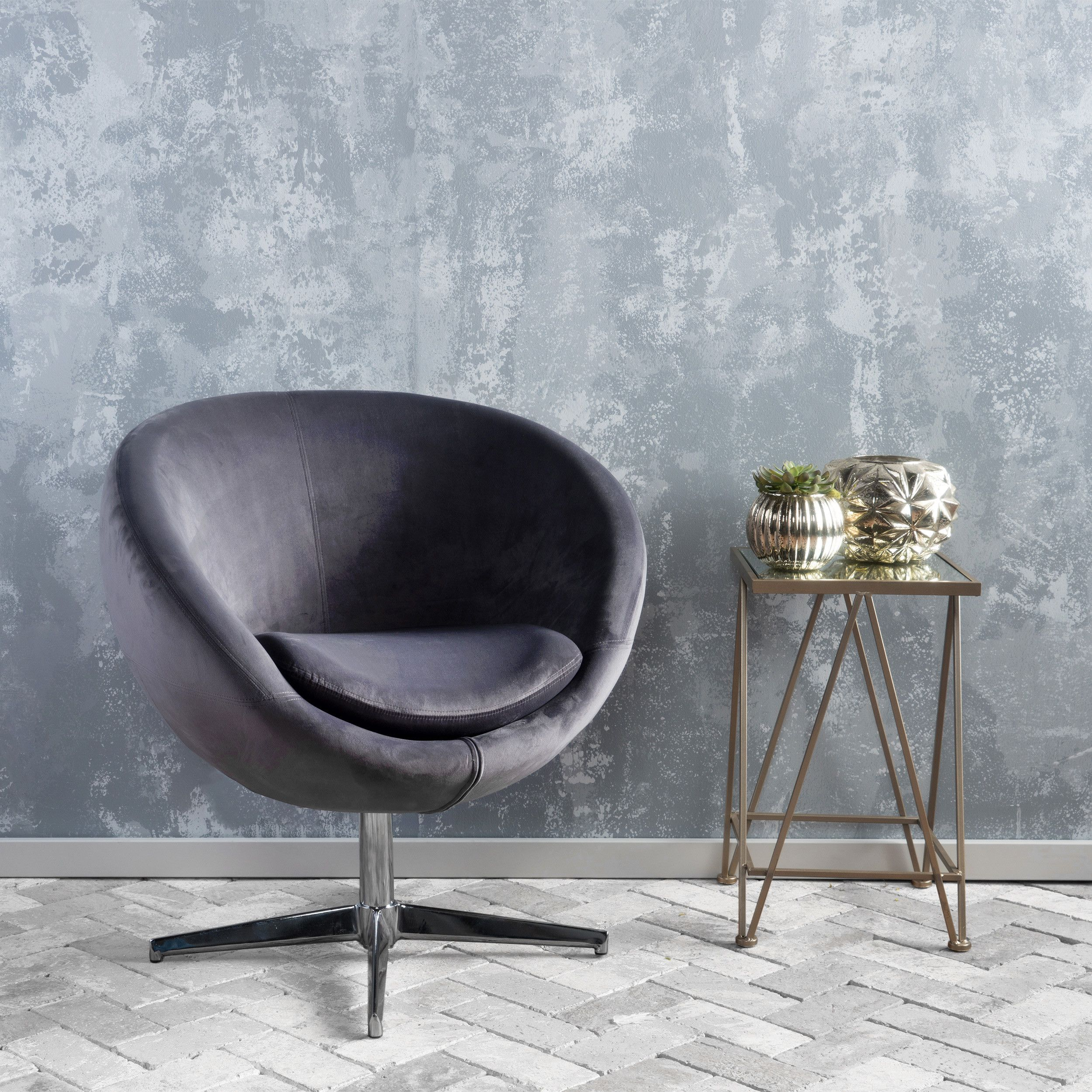 Customer image zoomed barrel chair upholstered chairs