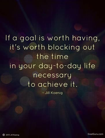 Quotes About Goals Start With Your Goals When You Set Your Prioritiesthey Should Come