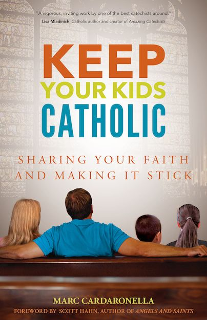 Share your faith with your kids and make it stick! This practical guide gives parents what they need to be a bigger partner in handing on the faith to their children by creating a faith-nurturing environment at home.
