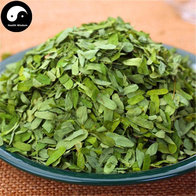 Ji Gu Cao Ye 雞骨草叶 Herba Abrus Precatorius Herba Abri Leaf