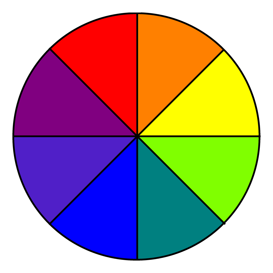Use A Color Wheel