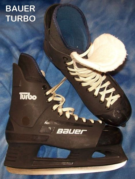 Bauer Ice Skate History from the very beginning to the