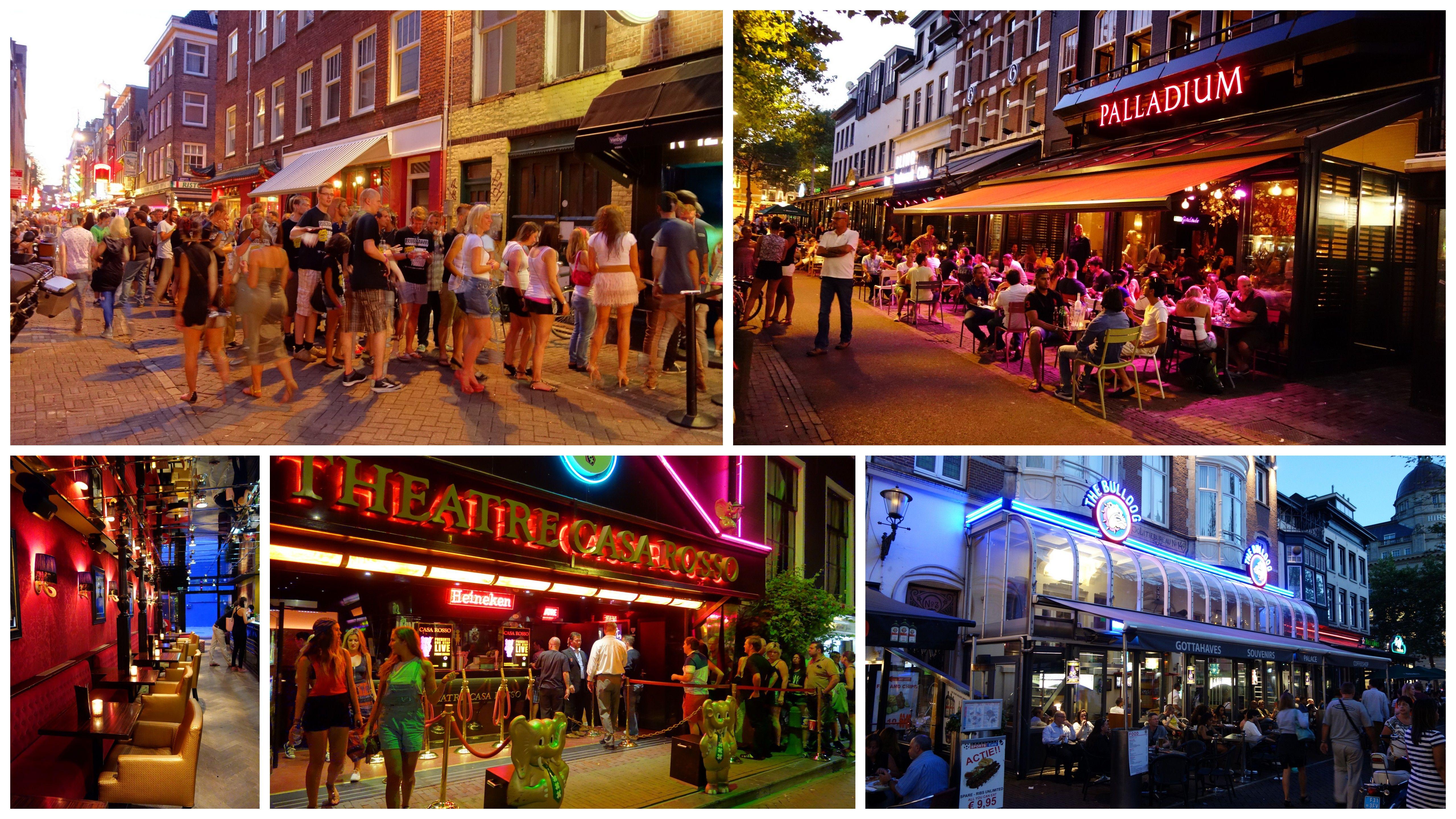 Roadtrip Tag 4 Amsterdam - Lachen, Gesprächsfetzten und