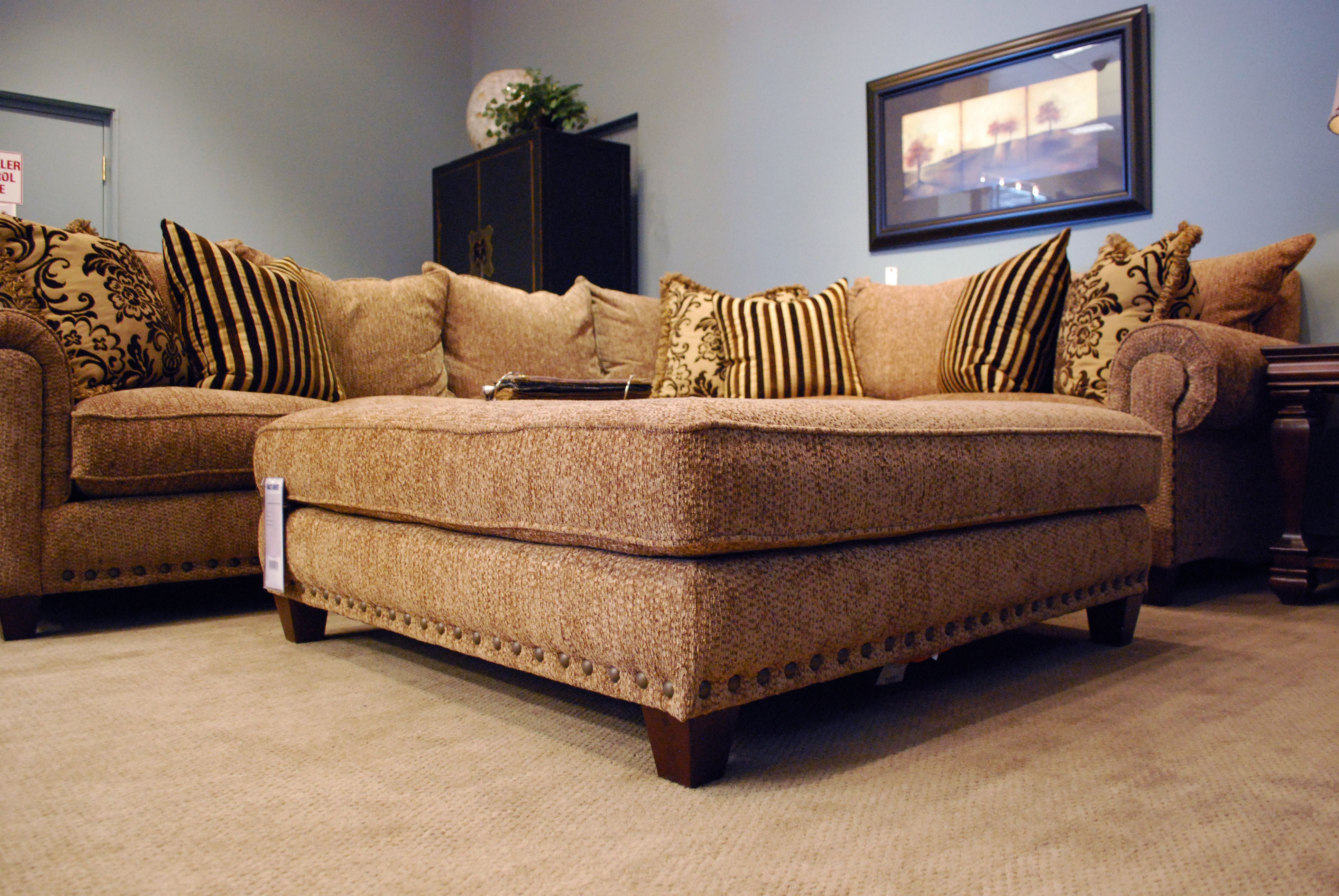 Robert Michaels Ltd Mammoth Butterscotch Sectional Available in