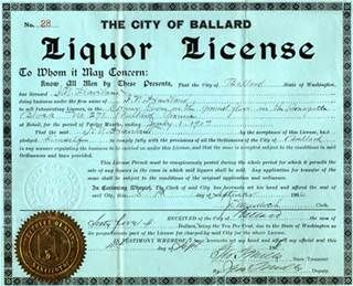 In order to sell alcohol, a business is required to acquire a liquor license from the state. In order to do so, businesses must apply to the appropriate government agency such as The Alcoholic Beverage Control Board, or Liquor License and Control, for example. Also, the applicant must prove that he/she has not abused liquor in the past. Applicants can be denied if there is previous abuse of liquor as a consumer, seller, a driver, or convicted of a felony.