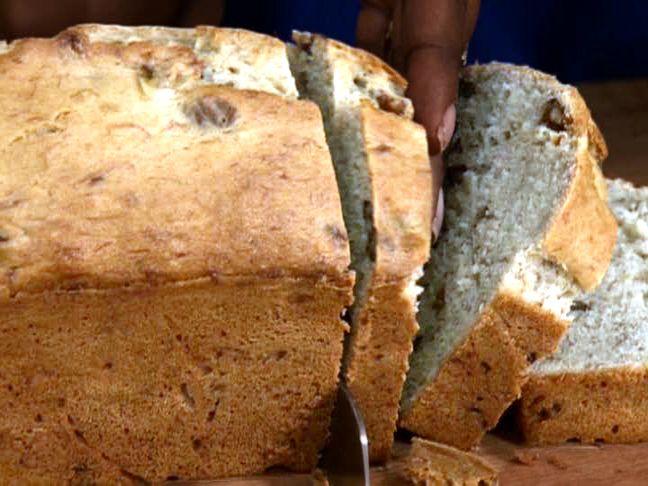 Momma callies banana nut bread with honey butter recipe banana bread forumfinder Gallery