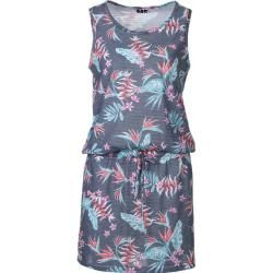 Firefly Damen Tunika Abiny Ii, Größe 42 In Flower/stripes, Größe 42 In Flower/stripes Firefly #flowerdresses