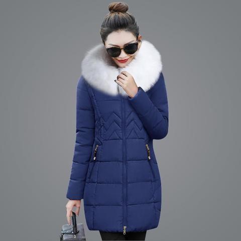 3dcc18529 chaqueta mujer Women Down Jacket New 2018 Winter Jacket Women Thick ...