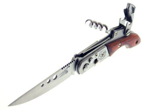 Multi Messer Jagdmesser von Mingyang NEU: Amazon.de: Sport & Freizeit