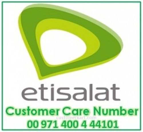 Etisalat Customer Care Number | Customer Care | Customer