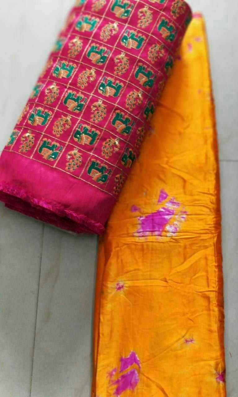 satin shibori sarees with designer blouse | sarees with designer blouses
