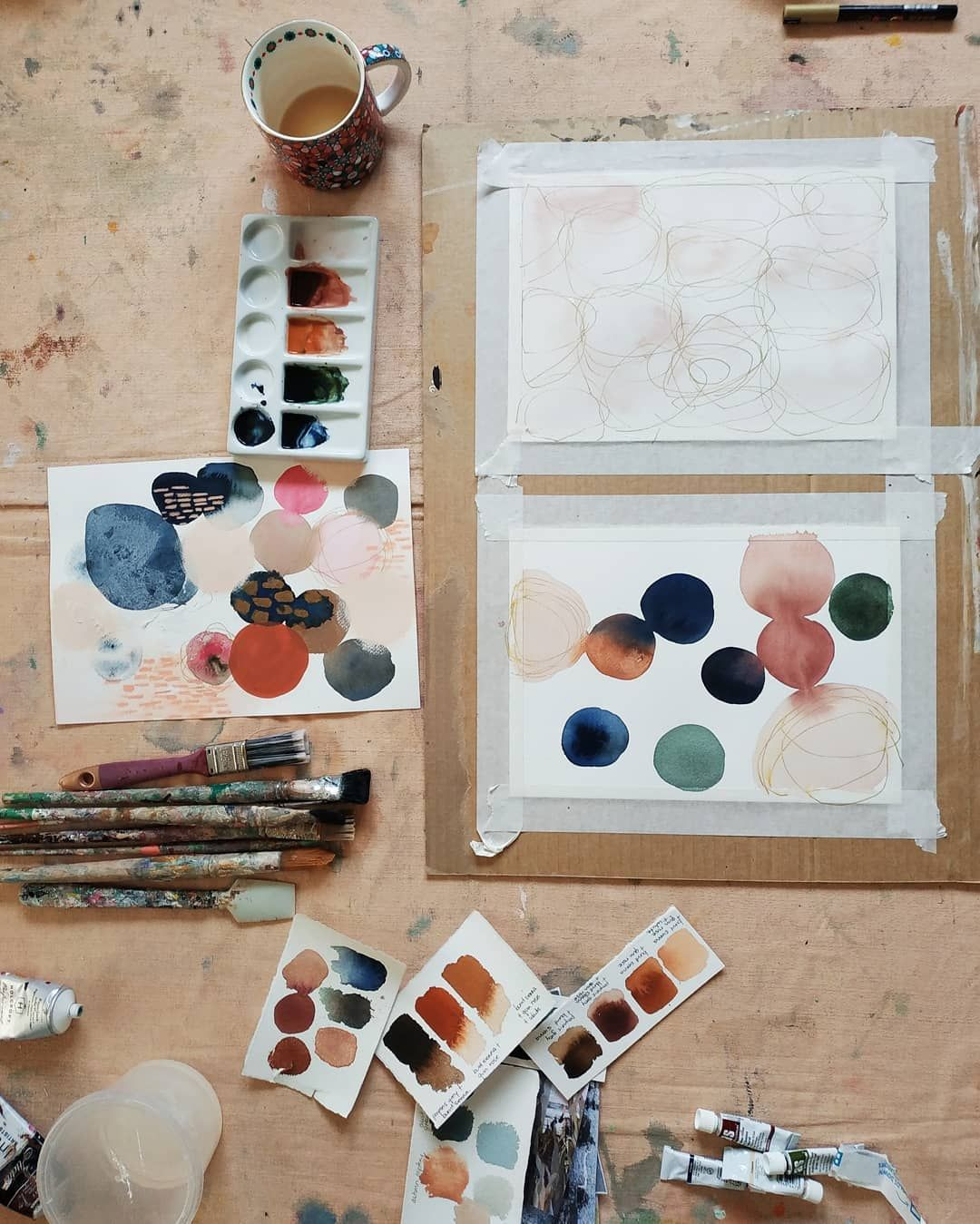 Laura Horn On Instagram Birds Eye View Studioscenes