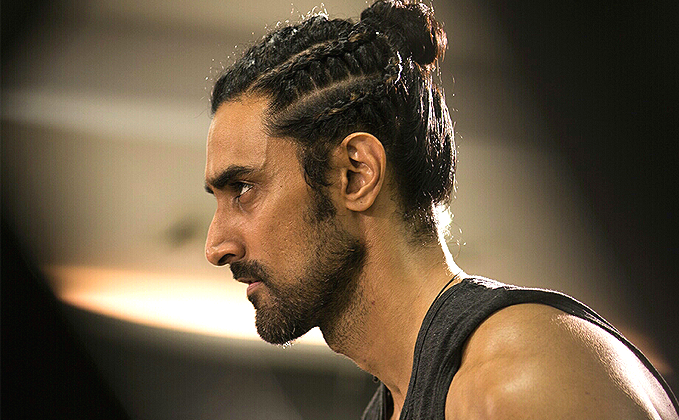 Kunal Kapoor's Funky Braided Man-Bun Look For 'Veeram' - Koimoi ...