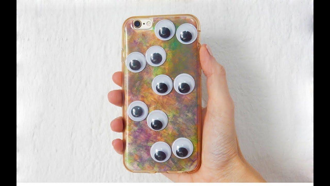 DIY Monsters Eyes Phone Case – DIY Phone Cases