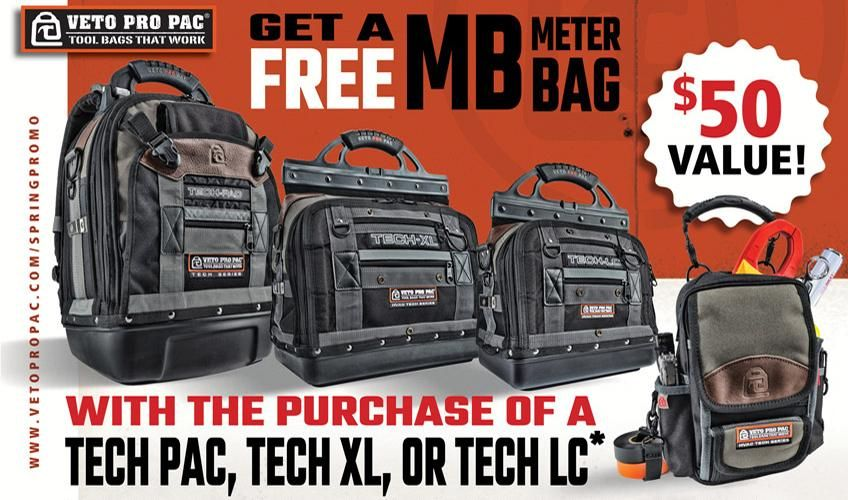 Veto Pro Pac Tool Bags | Tool Bags, Tool Storage