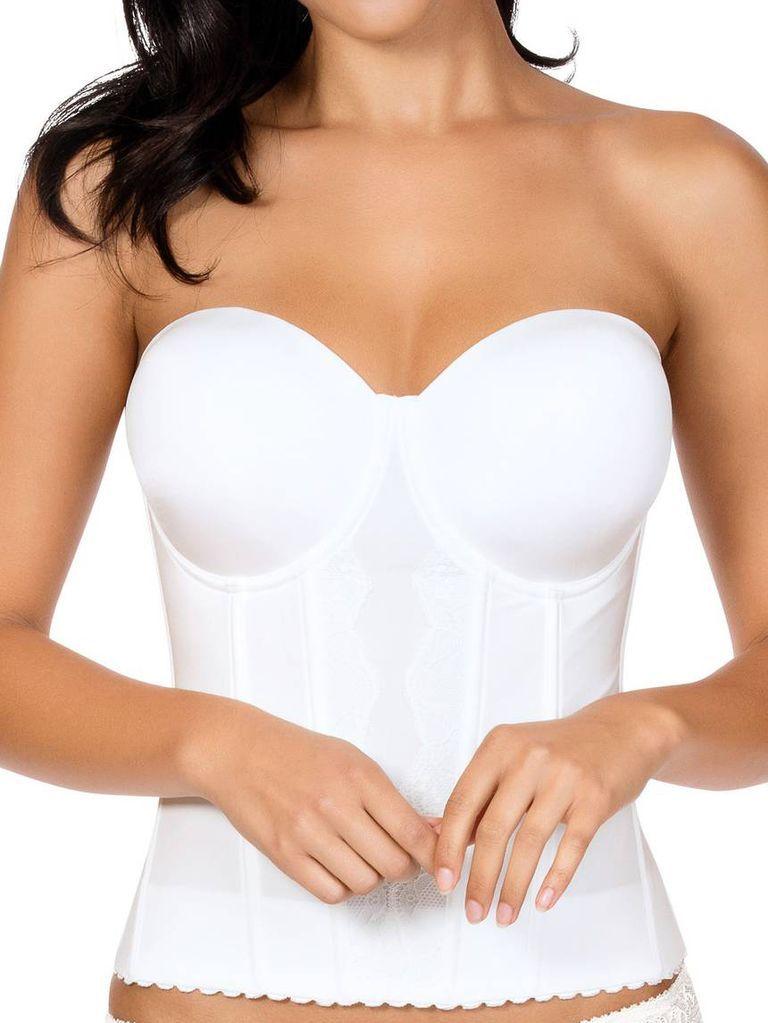 Corset Bra For Wedding Dress Informal Wedding Dresses For Older Brides Check More At Http Svesty Com Corset Bra Bridal Bra Bridal Undergarments Corset Bra
