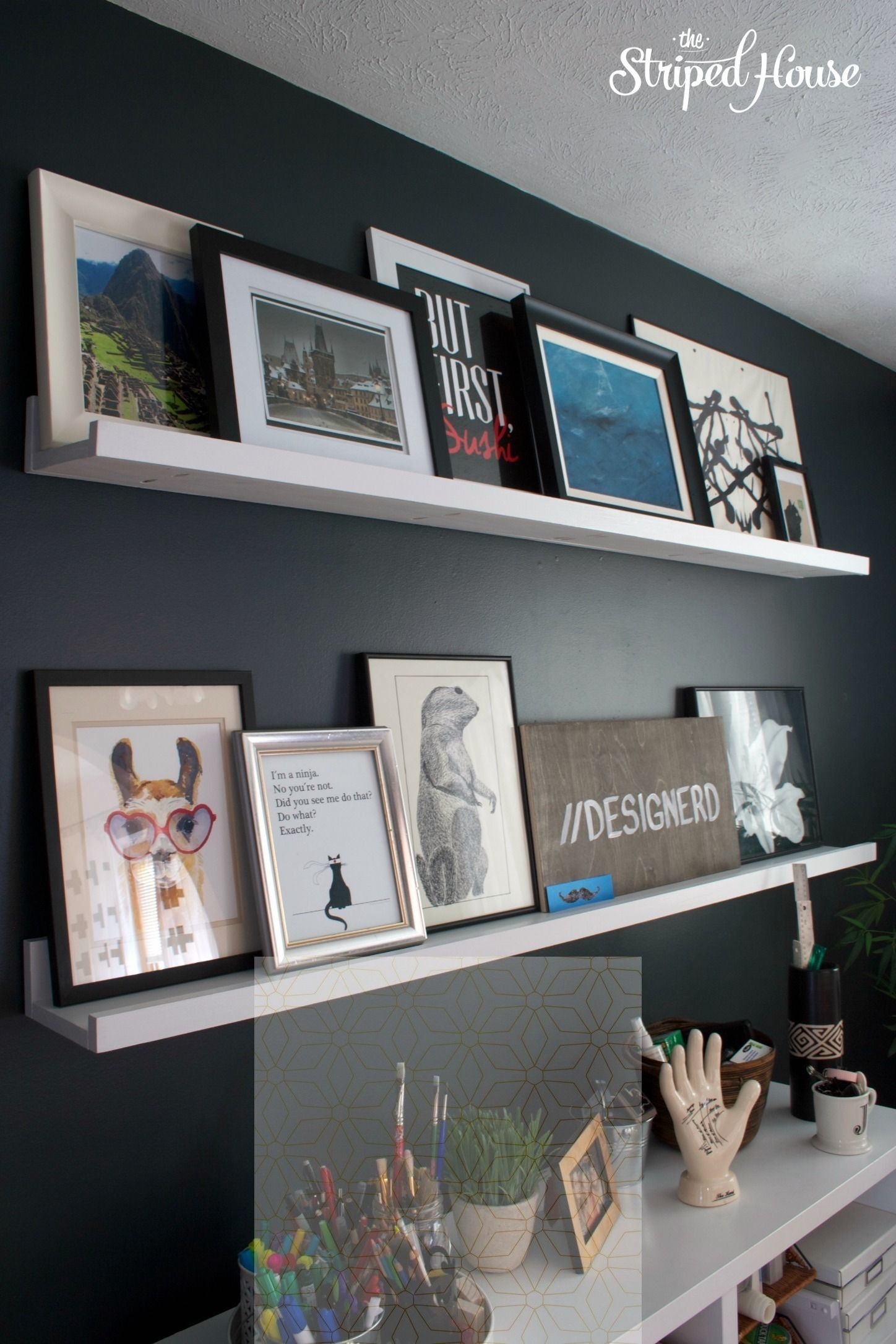 Wondrous 6 Simple And Ridiculous Tricks How To Hang Floating Shelves Interior Design Ideas Ghosoteloinfo