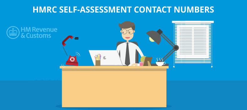 Are you looking for HMRC Selfassessment contact number