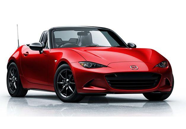 The Paris Auto Show S Coolest Cars With Images Mazda Miata Mazda Mx5 Miata Mazda Mx5