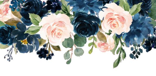 Navy Blue Blush Pink Rose Boho Wedding Invitation Zazzle Com Wedding Invitations Boho Flower Backgrounds Blush Pink Rose