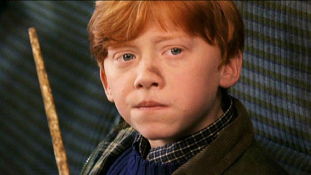 9 Rupert Grint Gifs We Re Sick As Shit Of Everybody Ragging On Http Www Gigglefinger Com 9 Rupert Grint Ronald Weasley First Harry Potter Movie Ron Weasley
