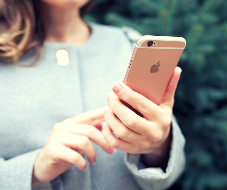 How iphones may be instrumental in the fight against