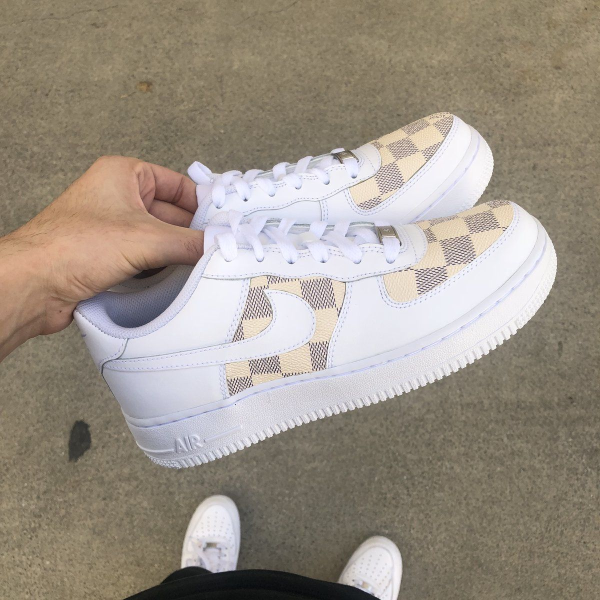 456d6dfee52 Nike Air Force 1 4th Of July | Nike's ✓ | Nike air force, Sneakers ...