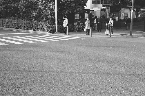 交差点 (The crossing)