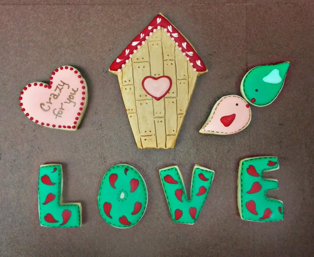 crazy for you!... loca por ti! | Cookie Connection