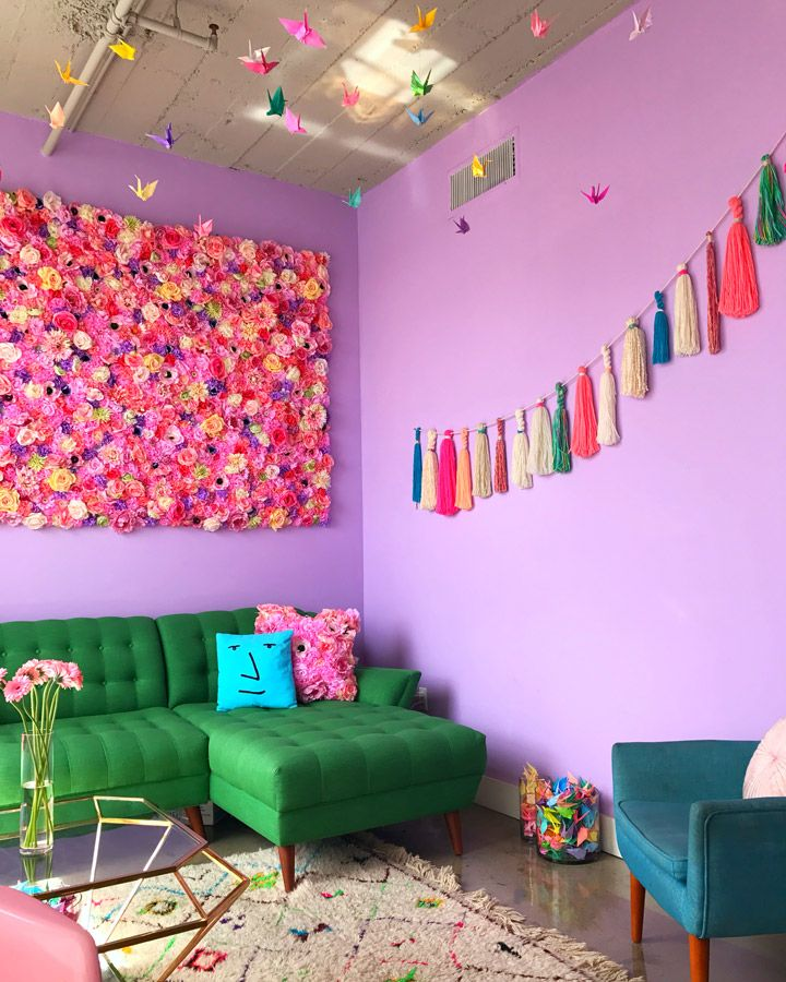 Studio Mucci: A Unicornucopia of Color | specs+spaces Blog ...