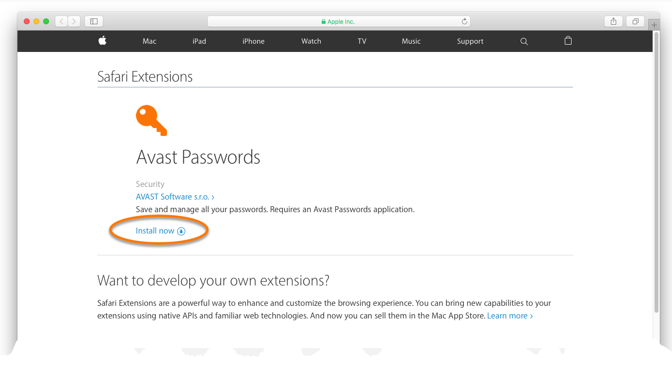 How To Install Avast Passwords For Mac? | Password security, Passwords,  Iphone watch