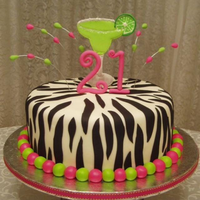 St Bday Cake Ideas
