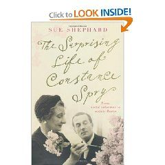 Biography of floral design's english godmother