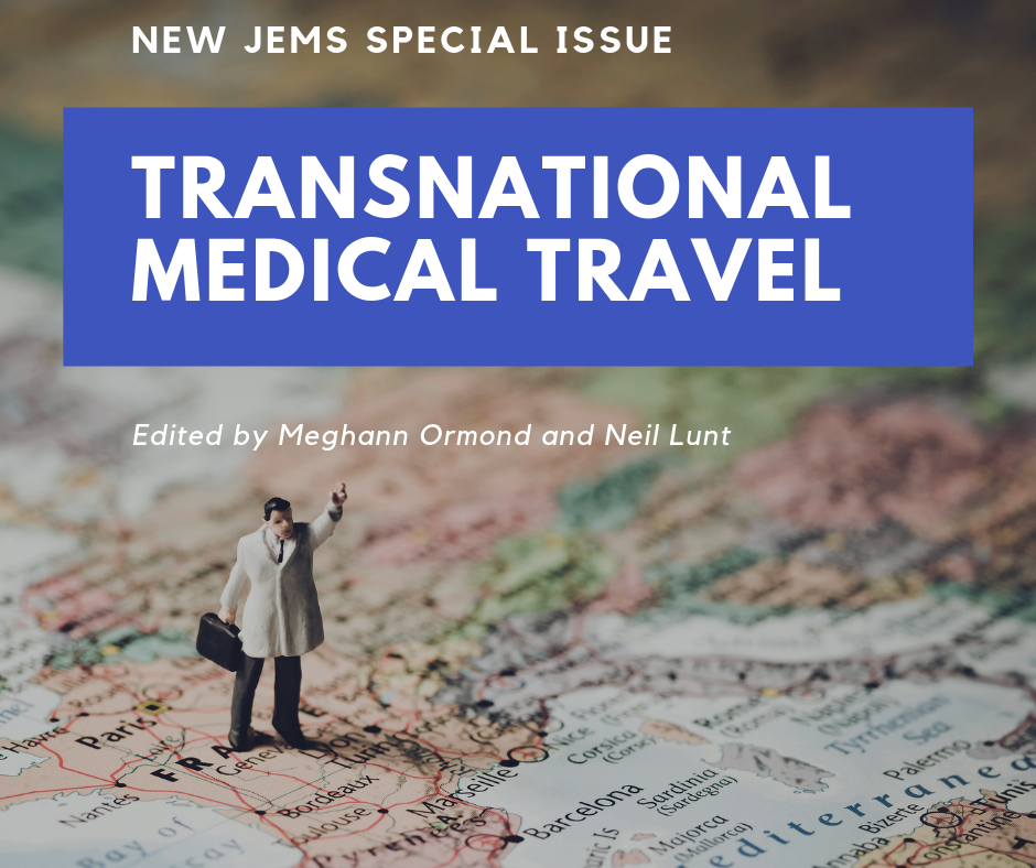 Medical travel special issue in JEMS | Dental services ...