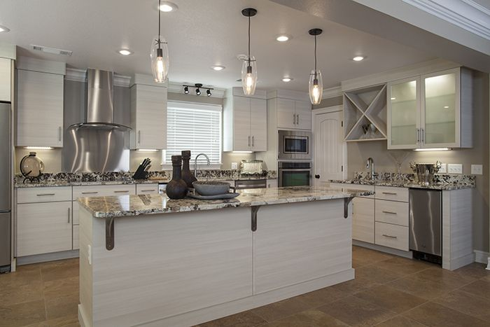 Craftsmen Home Improvements Home Remodeling Company Http Craftsmenhome Com Does Home Remodeling Incl Contemporary Kitchen Shiloh Cabinetry White Cabinetry