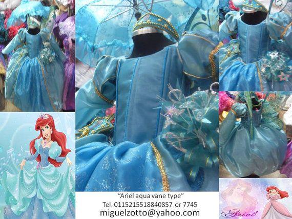The little mermaid ariel costume dress disney princess barbie the little mermaid ariel costume dress disney princess barbie mermaida pageant flower girl bridesmaid aqua tutu altavistaventures Choice Image