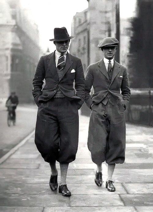 Kohlhase Cambridge Undergraduates 1926 1920er Herrenmode 20er Jahre Mode Alte Fotografien